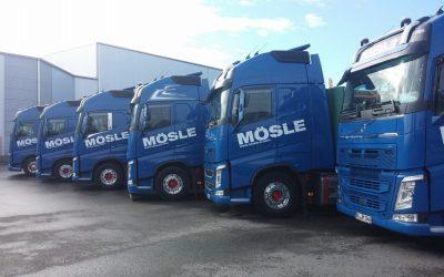 Berufskraftfahrer (m/w) Bereich Abrollcontainer-Fahrzeuge im Nahverkehr Raum Singen oder Raum Leutkirch