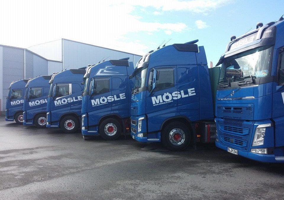 Berufskraftfahrer (m/w) Bereich Abrollcontainer-Fahrzeuge im Fernverkehr Raum Singen oder Raum Leutkirch